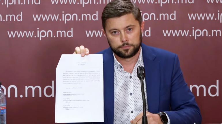 """Agenda - Viceprimarul municipiului Chișinău, Victor Chironda dezvăluie """"motivul real al abuzurilor și tentativelor de intimidare asupra sa"""""""