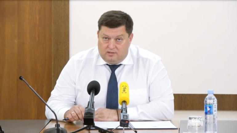 Briefing de presă susținut de directorul Agenției Servicii Publice, Vladislav Zara