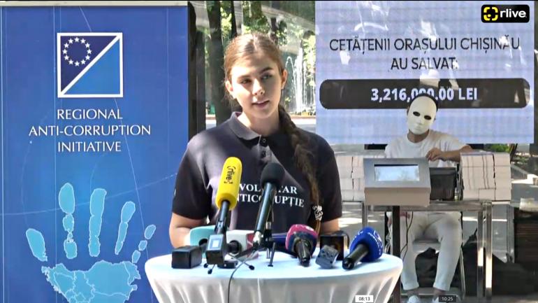 """Briefing de presă în cadrul evenimentului """"FLUIERĂM FINALUL!"""""""