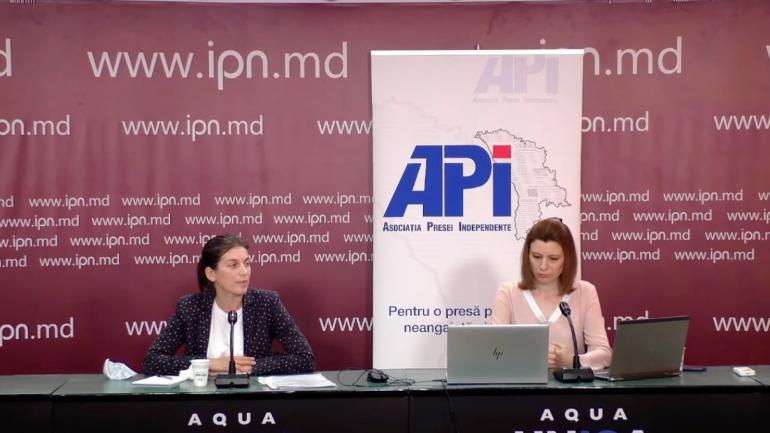 Prezentarea raportului nr. 1 de monitorizare a comportamentului editorial al presei online în campania electorală pentru alegerile parlamentare anticipate