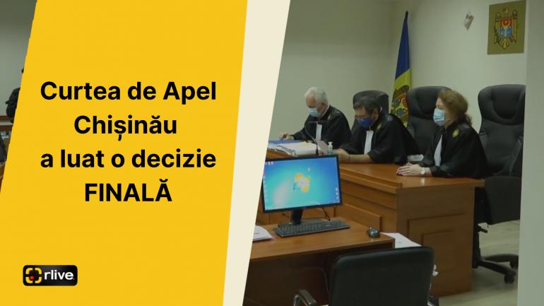 UPDATE Curtea de Apel Chișinău a luat o decizie finală în cazul secțiilor de votare deschise pentru diasporă
