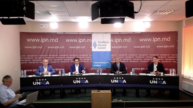 """Cea de-a șaptea dezbatere electorală la IPN din seria """"Analizăm Cererea și Oferta electorală-2021"""""""