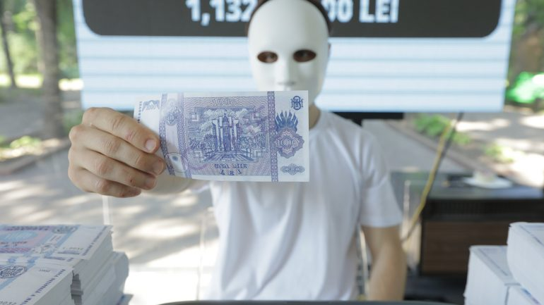 """Evenimentul """"FLUIERĂM FINALUL!"""", parte din campania de informare și conștientizare realizată de Inițiativa Regională Anticorupție"""