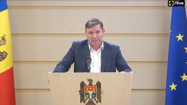 Fracțiunea parlamentară PSRM susține un briefing de presă