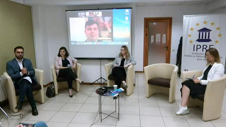 """""""Participarea Tinerilor în Procesul Electoral: Obstacole și Soluții"""", workshop organizat de IPRE"""