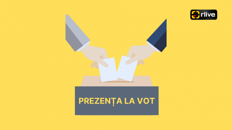 Alegeri parlamentare anticipate 2021. Hartă interactivă cu prezența la vot