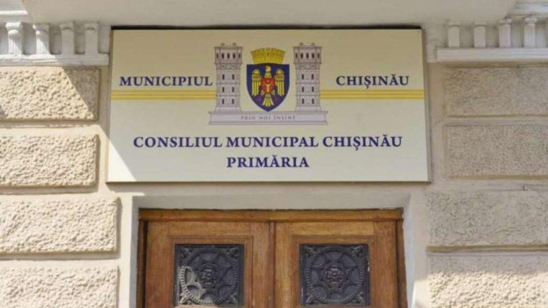Agenda - Ședința extraordinară a Consiliului municipal Chișinău, din 27 iulie 2021