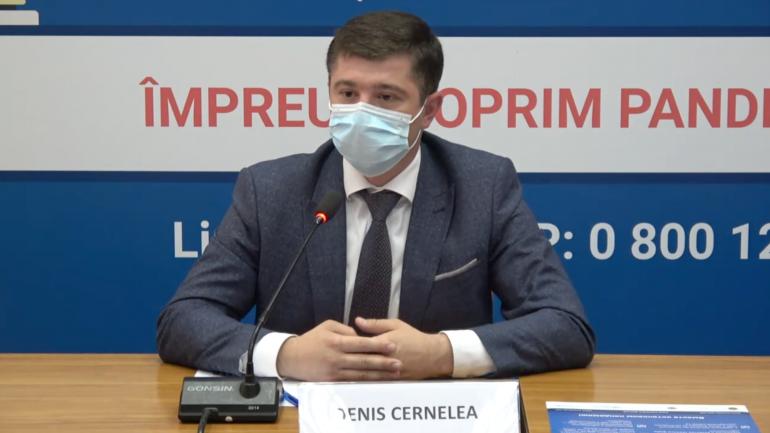 Conferința de presă privind procesul de vaccinare împotriva COVID-19