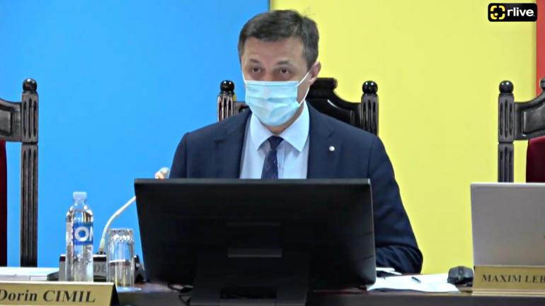 Ședința Comisiei Electorale Centrale, din 17 iulie 2021