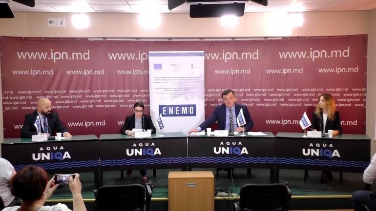 Concluziile preliminare ale Misiunii de Observare a Alegerilor ENEMO privind alegerile parlamentare anticipate