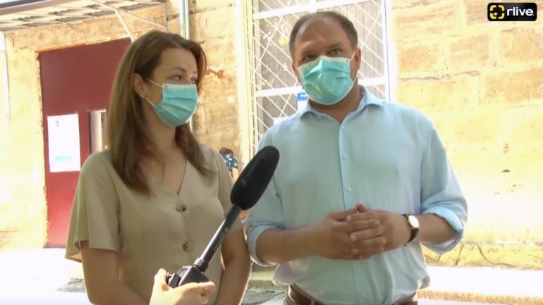 Primarul General, Ion Ceban, își exercită dreptul de vot la alegerile parlamentare anticipate