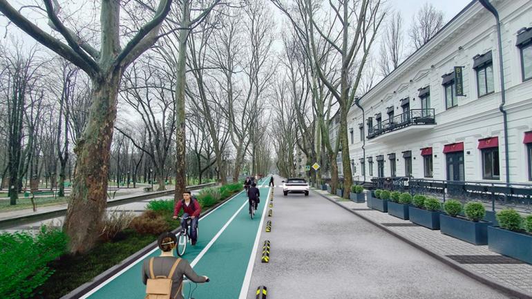 """Agenda - Discuții publice asupra proiectului """"Renovarea străzii 31 August 1989 și transformarea ei în """"Coridor Verde"""", finanțat de BERD și BEI"""