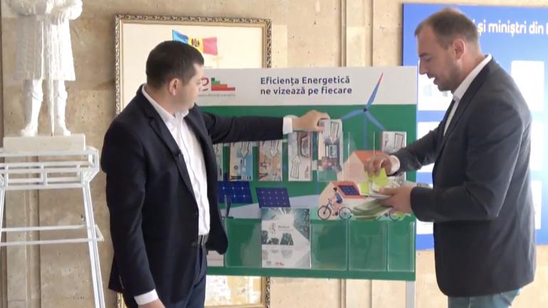 """Campania de informare """"Eficiența energetică, auditul energetic și achizițiile eficiente – prioritate a autorităților publice locale"""""""