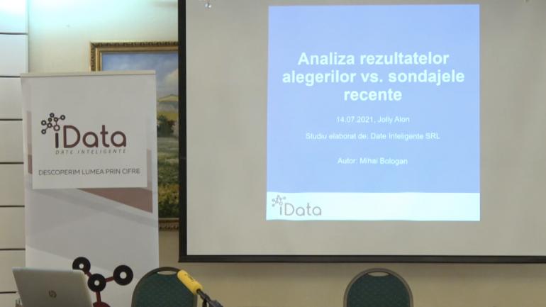 iData prezintă analiza rezultatelor alegerilor parlamentare anticipate versus sondajele recente