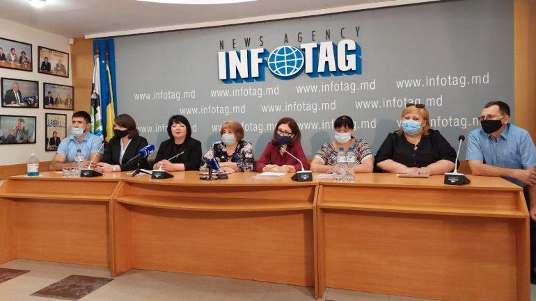 Poziția profesorilor Moldovei în sprijinul blocului electoral PCRM-PSRM