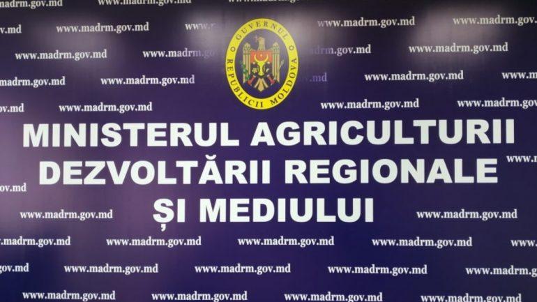 """Semnarea proiectului """"Suport pentru fermierii mici, în particular din sectorul zootehnic"""", asistență tehnică oferită prin intermediul Programului de cooperare tehnică al FAO)"""