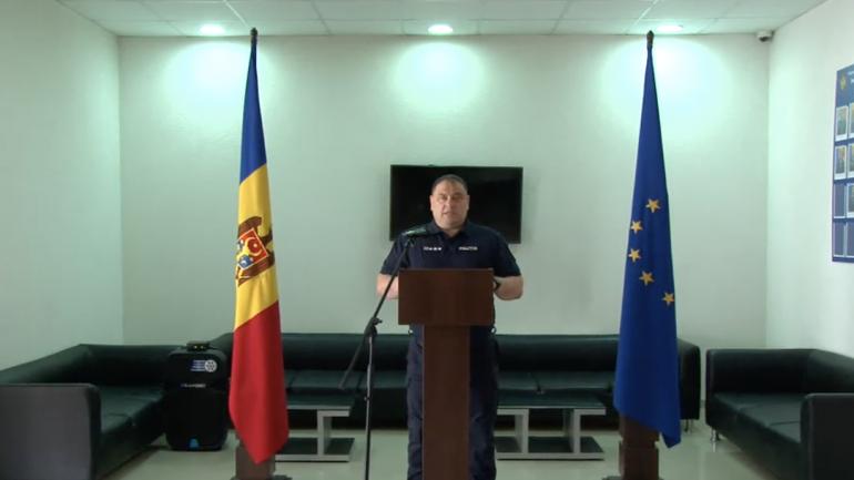 ALEGERI 2021: Primul briefing al Inspectoratului General al Poliției, ora 8.30