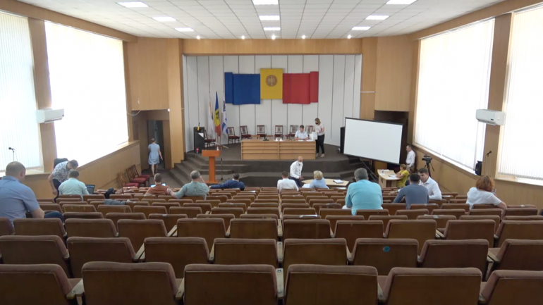 Consiliul municipal Chișinău, întrunit în ședința extraordinară, din 15 iulie 2021