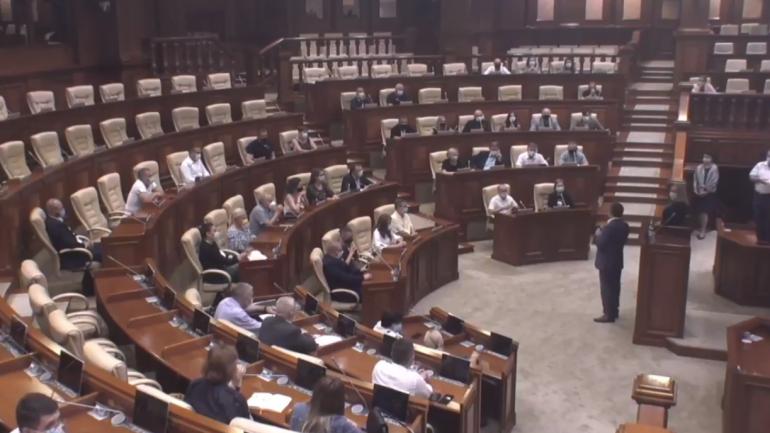 """Întrunire cu cetățenii Republicii Moldova aflați în diasporă, sub genericul """"Deputații cu oamenii din diasporă"""""""