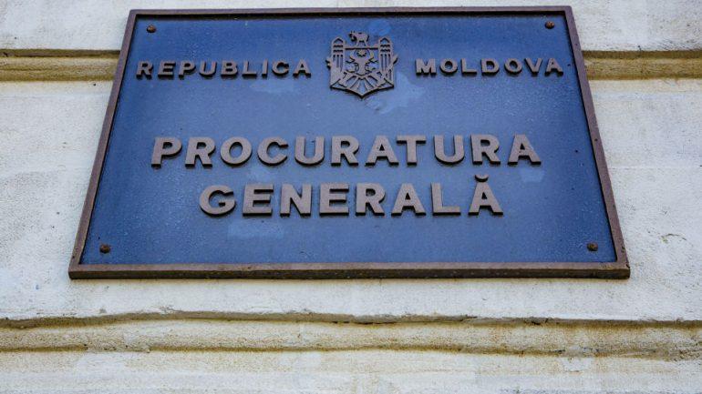 Agenda - Briefing de presă susținut la Procuratura Generală