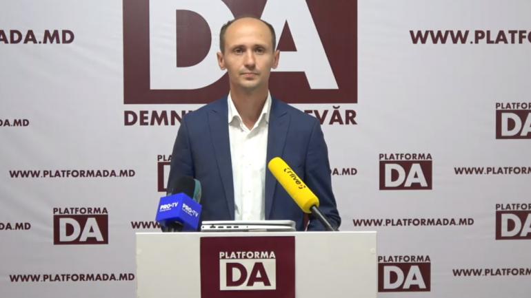 """Conferință de presă organizată de Platforma """"Demnitate și Adevăr"""""""