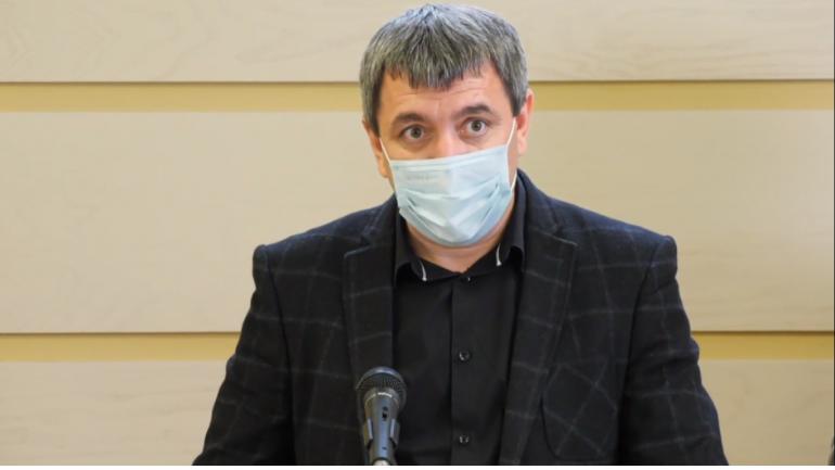 """Agenda - Deputații Fracțiunii """"Partidul Acțiune și Solidaritate"""", Dan Perciun, Lilian Carp și Boris Marcoci, susțin o conferință de presă"""