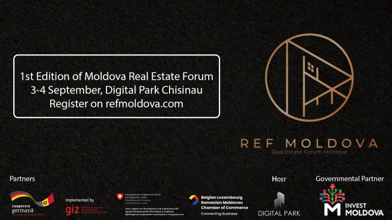 Primul forum dedicat sectorului imobiliar din Moldova (ziua II)