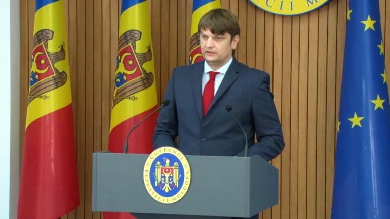 Anunțul ministrului Infrastructurii și Dezvoltării Regionale, Andrei Spînu privind aprovizionarea cu gaze naturale a Republicii Moldova