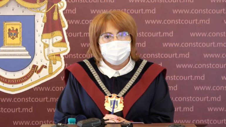 Soluția Curții Constituționale pe marginea sesizărilor referitoare la Legea cu privire la Procuratură și la decretul prin care a fost revocat mandatul membrului CSP, Dumitru Pulbere