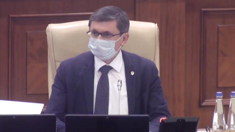 Ședința Parlamentului Republicii Moldova, din 7 octombrie 2021
