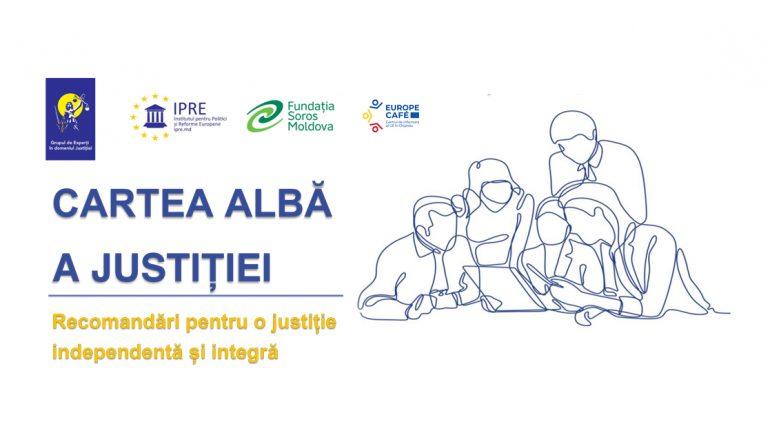 Institutul pentru Politici și Reforme Europene prezintă Cartea Albă a Justiției. Document de politici alternative pentru sectorul justiției