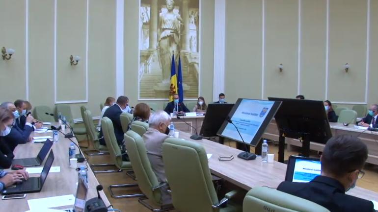 """Consultări publice asupra versiunii preliminare a proiectului Planului de acțiuni al Guvernului pentru anii 2021-2022 – componenta """"Justiție și anticorupție"""""""