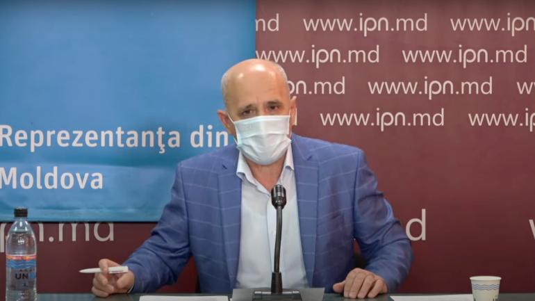 """Dezbateri publice organizate de Agenția de presă IPN cu genericul """"Pandemia ca factor divergent pentru societatea moldovenească"""""""