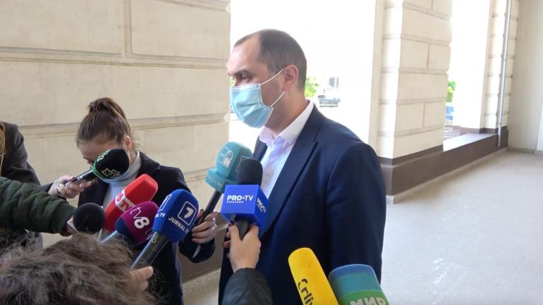 Procurorul de caz în dosarul lui Stoianoglo, declarații de presă