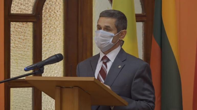 """Conferința jubiliară """"Armata Națională a Republicii Moldova – 30 de ani de la constituire"""" (partea I)"""