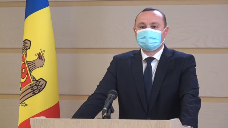 Briefing de presă al Vicepreședintelui Parlamentului, deputatului fracțiunii BCS, Vlad Batrîncea