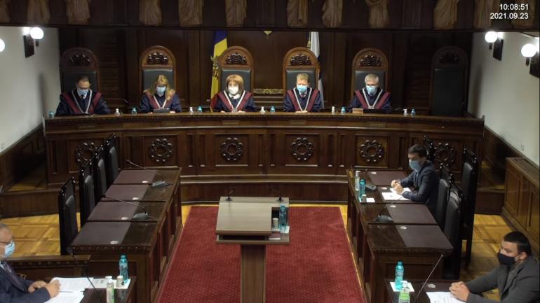 Examinarea sesizării privind excepția de neconstituționalitate a articolului 33 alin. (1) lit. c) din Legea nr. 156 privind sistemul public de pensii