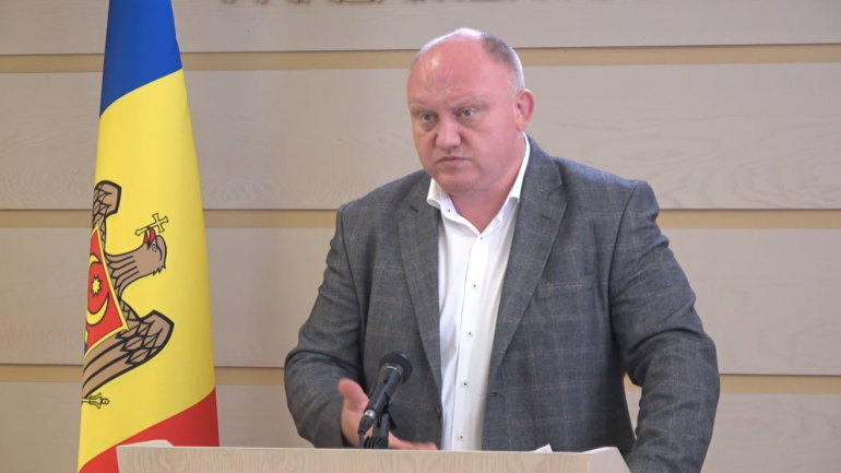 Briefing de presă al deputaților Fracțiunii Blocului Comuniștilor și Socialiștilor