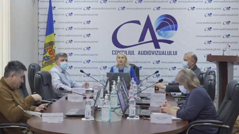 Ședința Consiliului Audiovizualului, din 10 septembrie 2021