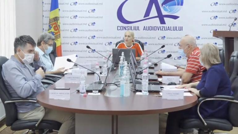 Ședința Consiliului Audiovizualului, din 15 septembrie 2021