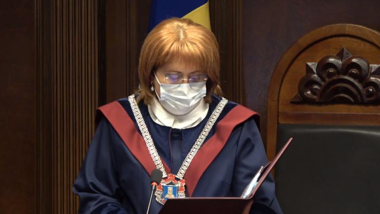 Ședința Curții Constituționale a Republicii Moldova, din 14 septembrie 2021 (Partea IV)