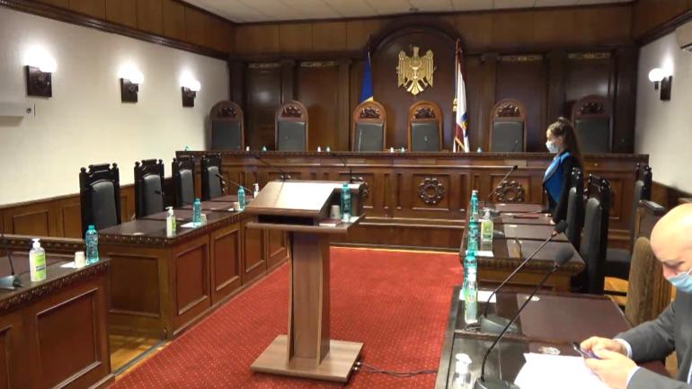 Ședința Curții Constituționale a Republicii Moldova, din 14 septembrie 2021 (Partea II)