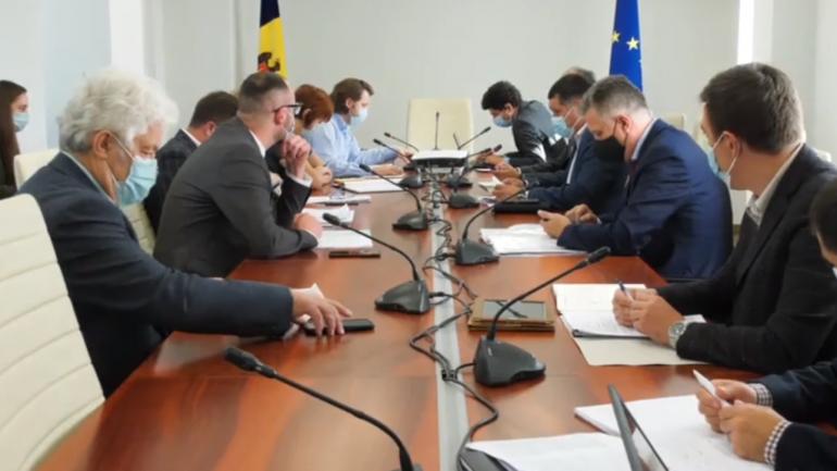 Ședința Comisiei economie, buget și finanțe, din 15 septembrie 2021