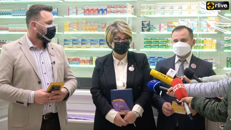Ministerul Sănătății și Asociația Farmaciștilor din Republica Moldova organizează un tur de presă, dedicat Campaniei de informare privind vaccinarea împotriva COVID-19