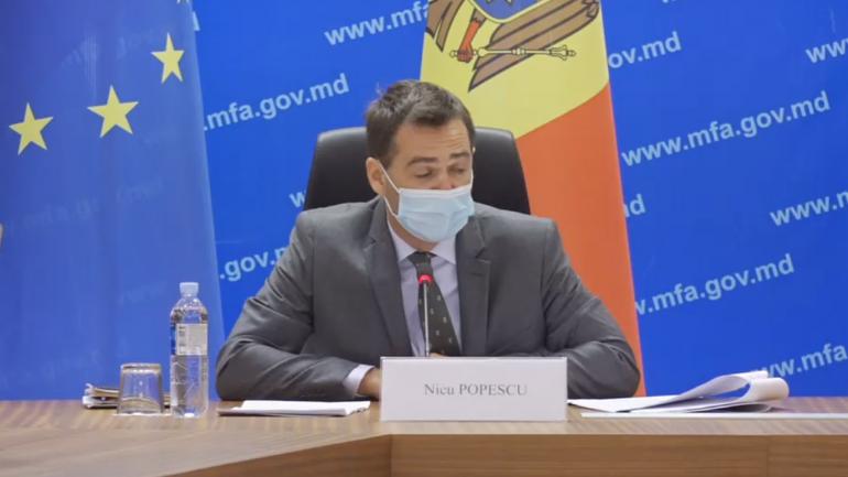 """Consultări publice privind proiectul Hotărârii de Guvern cu privire la aprobarea Planului de acțiuni al Guvernului pentru anii 2021 – 2022, compartimentul """"Politică externă"""""""