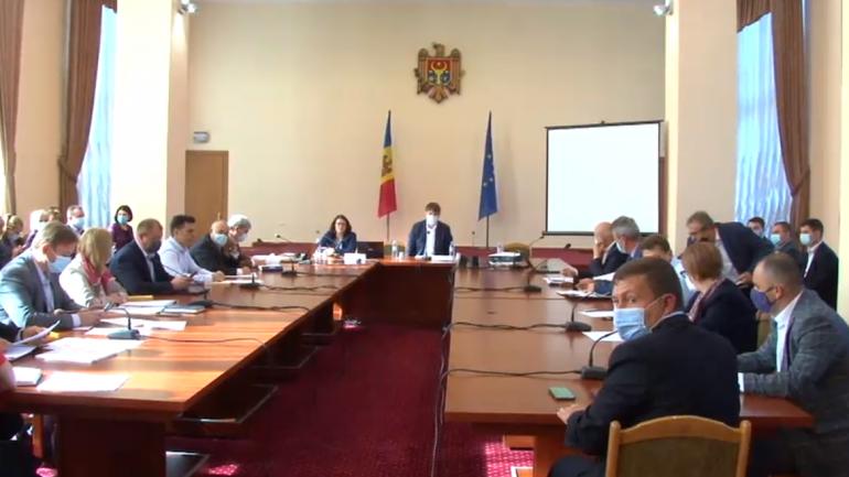 Consultări publice privind elaborarea propunerilor la Planul de acțiuni al Guvernului pentru anii 2021- 2022 în domeniul infrastructurii și dezvoltării regionale