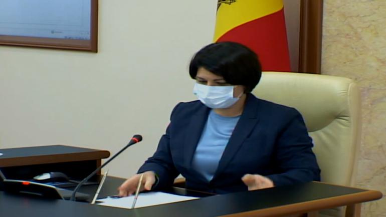 Ședința Guvernului Republicii Moldova, din 15 septembrie 2021