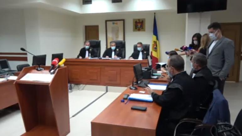 Ședință de judecată în dosarul lui Ilan Șor la Curtea de Apel Chișinău