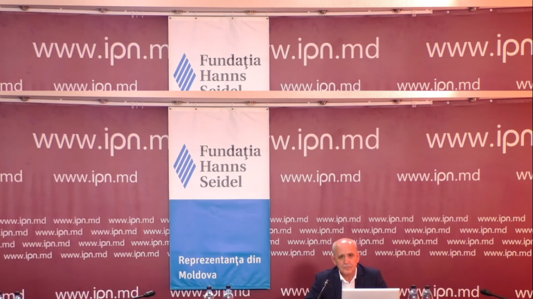 """Dezbateri publice organizate de IPN cu genericul """"Alegeri federale parlamentare în Germania: posibile efecte pentru nemți, europeni și moldoveni"""""""