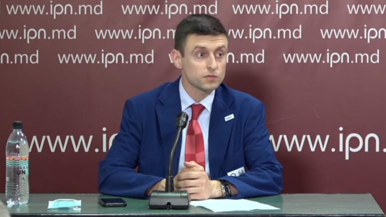 """Conferință de presă organizată de Federația Moldovenească de Taekwondo WT cu genericul """"Perspectivele olimpice ale taekwondo-ului moldovenesc"""""""